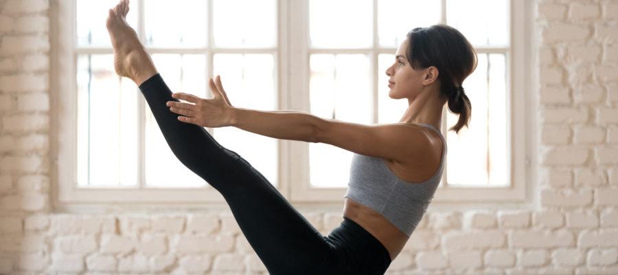 5 ejercicios básicos del Pilates