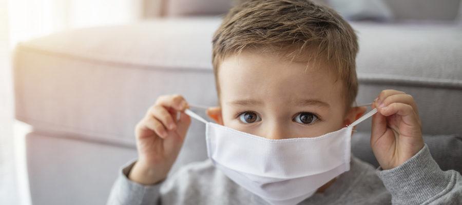 ¿El futuro del coronavirus? Una infección infantil molesta
