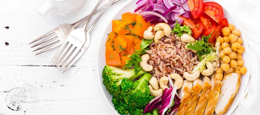 La mejor alimentación para lograr un peso saludable