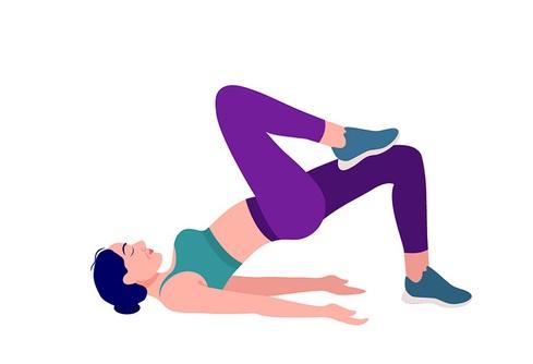 Flexiones de piernas