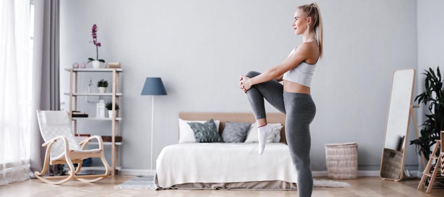 Posturas de yoga para recuperar la energía al instante