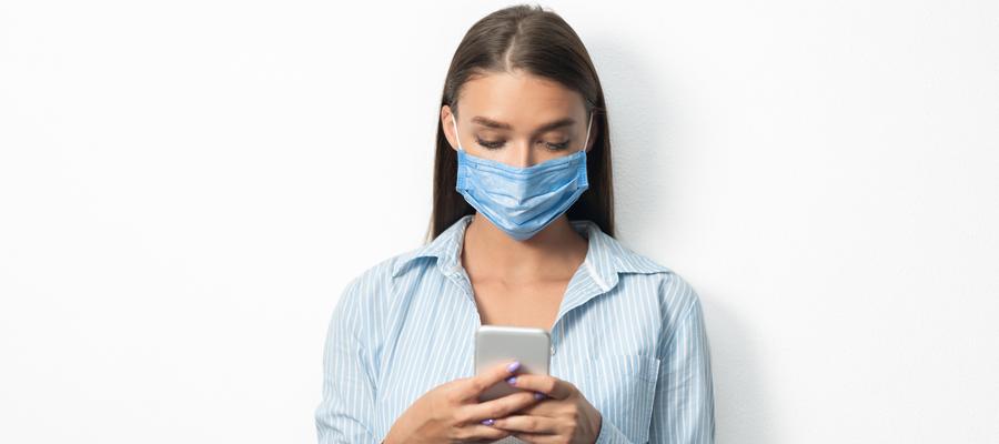 Asintomáticos en contacto con positivos Covid: así son los usuarios de la app PREDIA