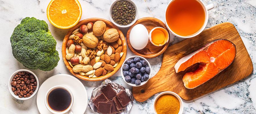 ¿Cuáles son los alimentos que fortalecen el cerebro?