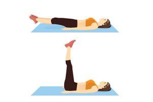 Levantamiento de piernas