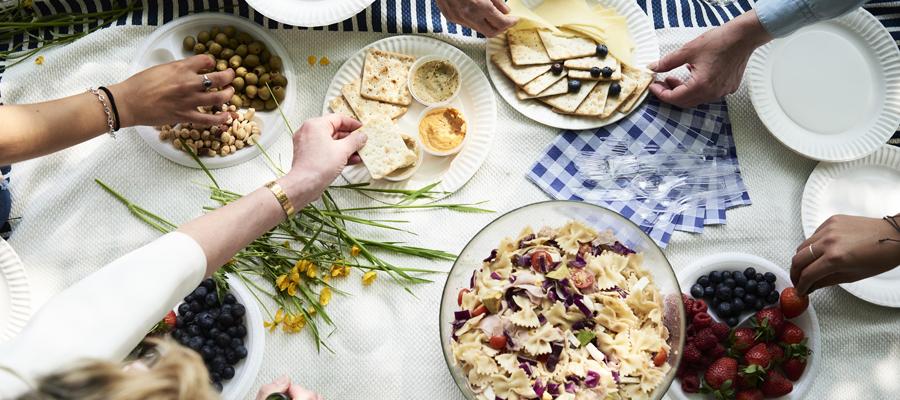 5 recetas sencillas y saludables que disfrutar al aire libre